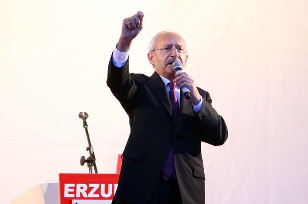 Kemal Kılıçdaroğlu, Erzurum