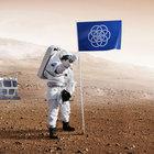 'Dünya bayrağı' Mars'ta dalgalanabilir!