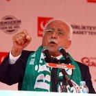 Milli İttifak liderlerinden Kamalak: Yol ayrımındayız