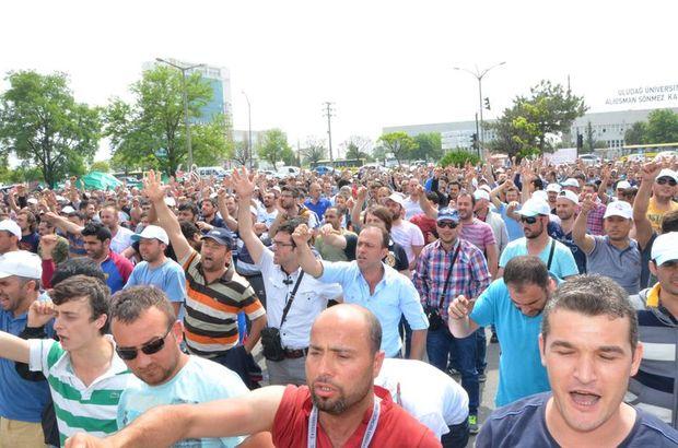 Bursa'da TOFAŞ ve OYAK Renault'da bazı işçilere savcılıktan tebligat gönderildi