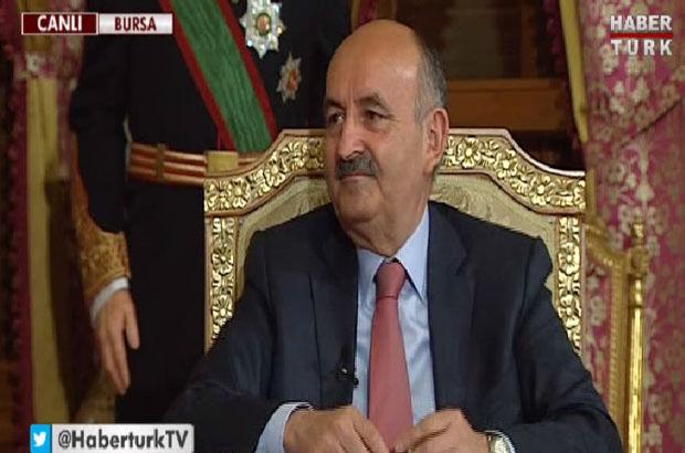 Sağlık Bakanı Mehmet Müezzinoğlu Habertürk'te