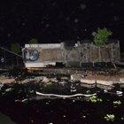 Siverek'te akaryakıt yüklü tanker devrildi: 2 yaralı
