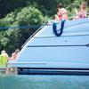 Teknede tavla turnuvası...