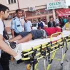Karaman'da yan bakma kavgası: 6 yaralı