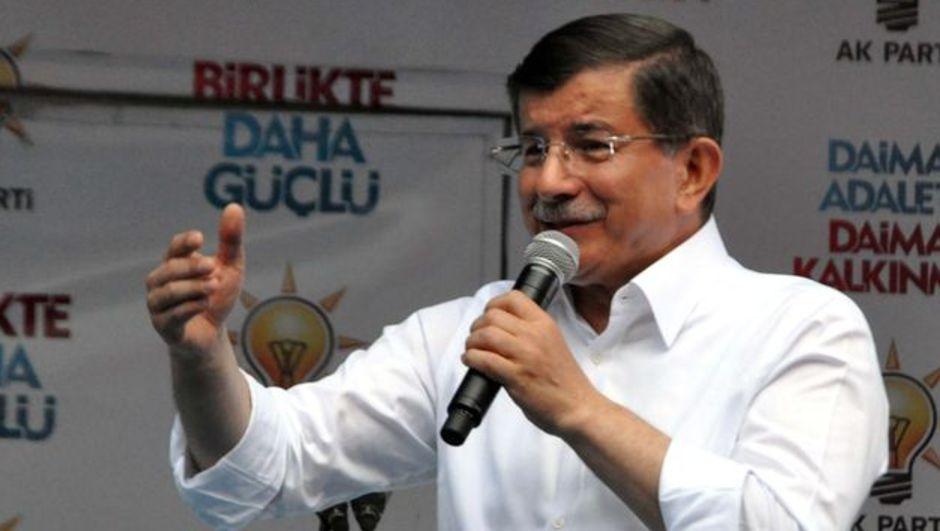 Başbakan Davutoğlu'ndan Sinop'ta önemli açıklamalar