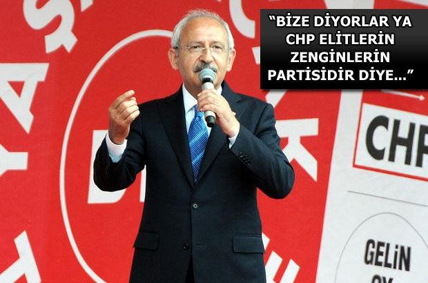 CHP Genel Başkanı Kemal Kılıçdaroğlu, Trabzon