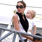 Brad Pitt ve Angelina Jolie'nin çocukları Shiloh Jolie Pitt