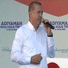 Cumhurbaşkanı Erdoğan'dan Adıyaman'da önemli açıklamalar
