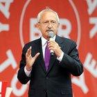 CHP Lideri Kılıçdaroğlu, Karabük'te seçmenlere seslendi