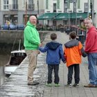 İrlanda eşcinsel evliliği oyluyor