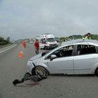 TEM Otoyolu'nda trafik kazası: 1 ölü, 1 yaralı