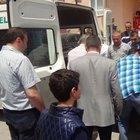 Ankara'da polis memuru cinnet getirdi