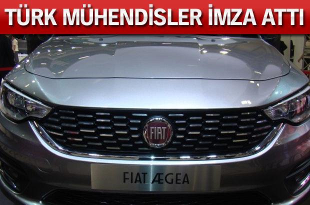 Devler güçlerini Fiat 'EGE'de birleştirdi