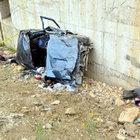 Tokat'ta feci kaza: 2 ölü 3 yaralı