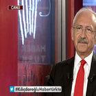 CHP lideri Kemal Kılıçdaroğlu Habertürk'e konuştu: Eğer bizim ayrıntılar o kitapta varsa...