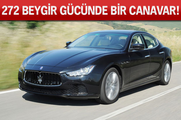 Maserati Ghibli'nin kalbi Bursa'dan!