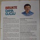 Başbakan Ahmet Davutoğlu'ndan ilk kez oy kullanacak gençlere mektup