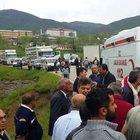 Pülümür'de trafik kazası: 2 ölü, 15 yaralı