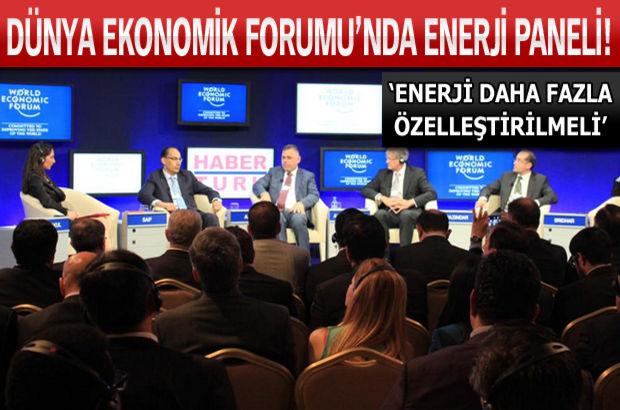 'Devletler enerji talebini tek başına karşılamak zorunda değil'