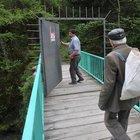 Burası Rize: Anahtarı olmayan köprüden geçemez