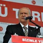 Bahçeli: MHP, gümbür gümbür iktidara yürümektedir