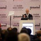 Maliye Bakanı Şimşek'ten iş dünyasına asgari ücret sorusu