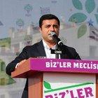 Demirtaş'tan İzmir'de önemli açıklamalar