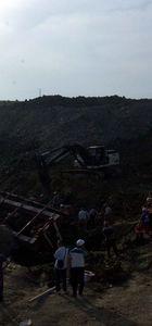 Edirne'de sulama kanallarının inşaatındaki göcükte ölü sayısı 2'ye yükseldi