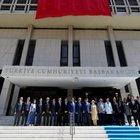 Başbakan Davutoğlu İzmir Başbakanlık Ofisi'ni açtı