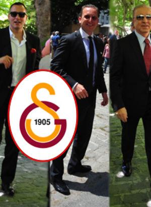 GS'liler başkanını seçti