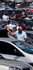 Sıfır araç tedarikindeki sıkıntı ikinci el pazarına yaradı
