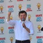 Başbakan Davutoğlu'ndan İzmir'de önemli açıklamalar