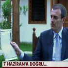 AK Partili Mahir Ünal: HDP'nin barajı aşması için HPG'den mektup gönderiliyor