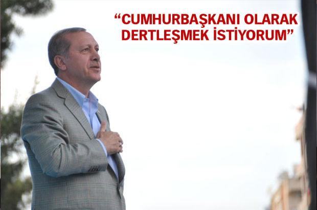 Cumhurbaşkanı Erdoğan: Bunun adına 'siyaset' diyorlar