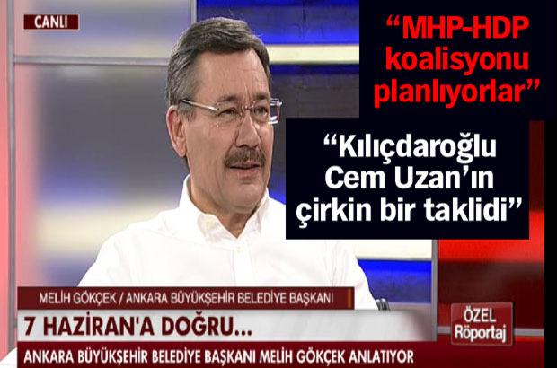 """""""Türkiye'yi engellemek istiyorlar"""""""