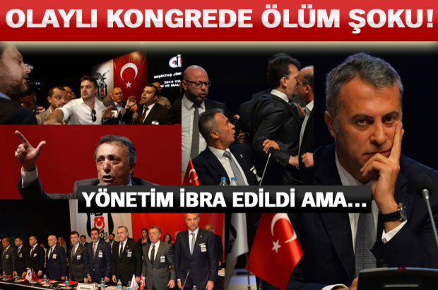 Beşiktaş mali kongre