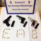 Esenyurt'ta suç örgütüne operasyon