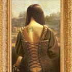1001 surat Mona Lisa!