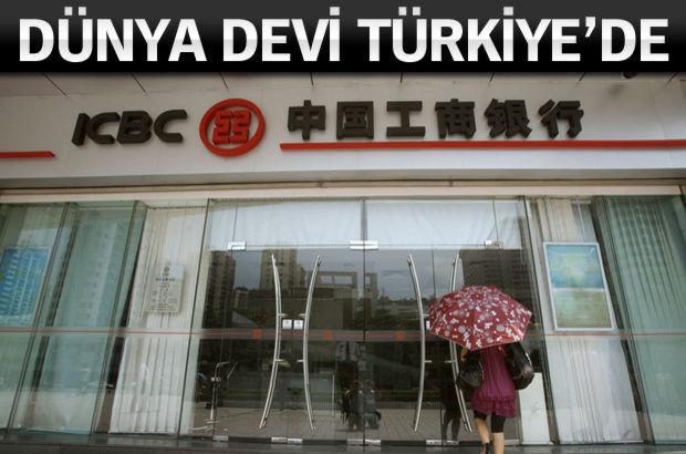 Çinli ICBC´nin Tekstilbank´ı satın alma işlemi tamamlandı!