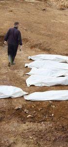 28 kampta 139 mezar ortaya çıktı!