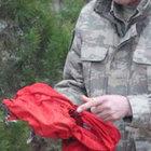 Türk bayrağını yere atmaya 4 gözaltı