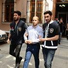 İranlı hırsız Beyoğlu'nda intihar etti