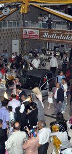 Kırıkkale'de düğün salonunun elektrikleri kesildi
