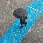 Ankara'da sağanak yağış