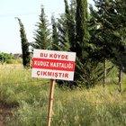 Kuduz vakası görülen köy karantinaya alındı