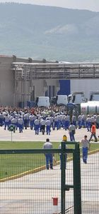 Ford Otosan'ın Eskişehir fabrikasında üretim durdu!