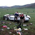 Karayolunda feci kaza: 2 kişi öldü