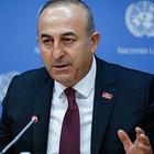 Dışişleri Bakanı Çavuşoğlu Habertürk'e konuştu