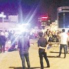 Taksim gece pazarı!