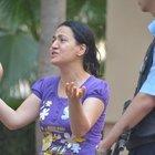 Evine temizliğe gelen kadının ölen kızı için ödenen tazminatı dolandırdığı iddia edildi